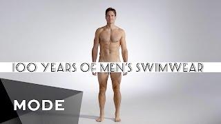 100 Years Of Fashion: Mens Swimwear ★ Glam.com
