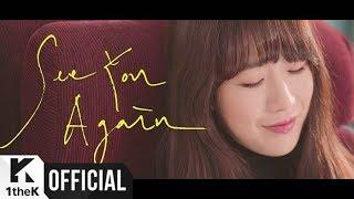 [MV] CHEEZE(치즈) _ See You Again(다음에 또 만나요)