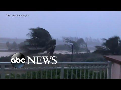 Tropical Storm Isaias churns off Florida's east coast