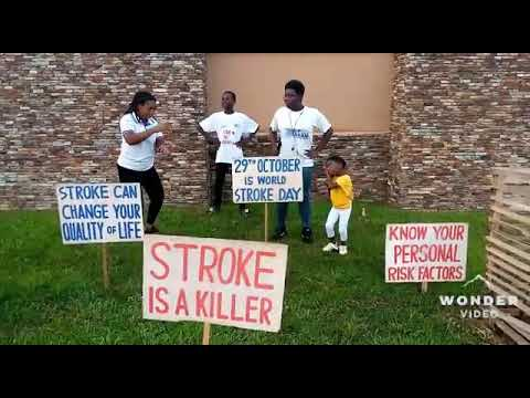 Ghana Gets the Groove Going for World Stroke Day