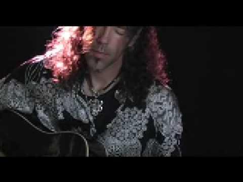 Greg Lyons on 12 string guitar