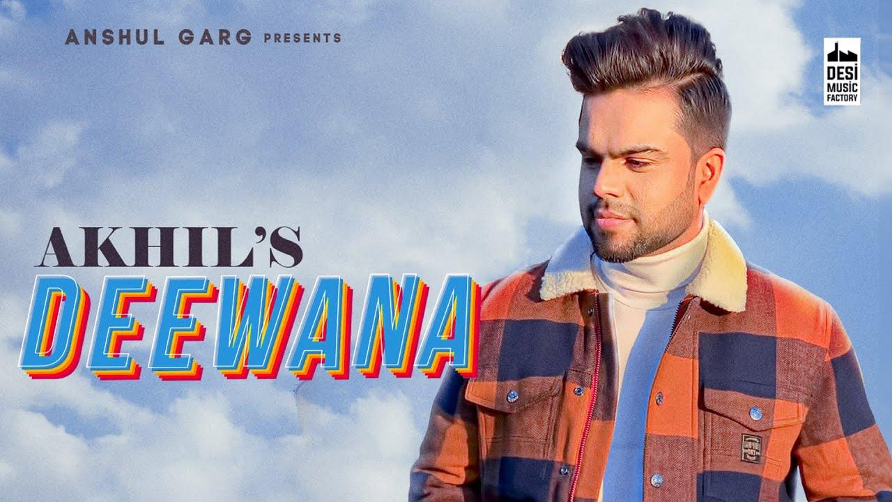 Deewana Lyrics- Akhil