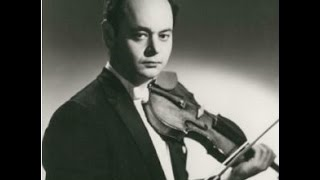 Michael Rabin -  Beethoven Concerto - German Radio Broadcast 1960