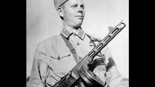 22Серия Оружие Победы: Пистолет -пулемёт шпагина