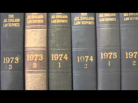 Law Reporting and Judicial Precedent