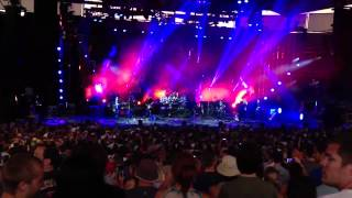 Little Thing at Alpine 7.7.12 Dave Matthews Band