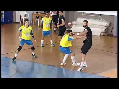 Handball Premier: ΑΡΗΣ ΝΙΚΑΙΑΣ – ΔΡΑΜΑ   17/11/2019   ΕΡΤ