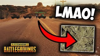 The BEST Thing About MIRAMAR in PUBG! (PUBG Xbox One X)