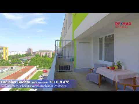 Video z << Prodej bytu 3+1, 55 m2, Kladno >>