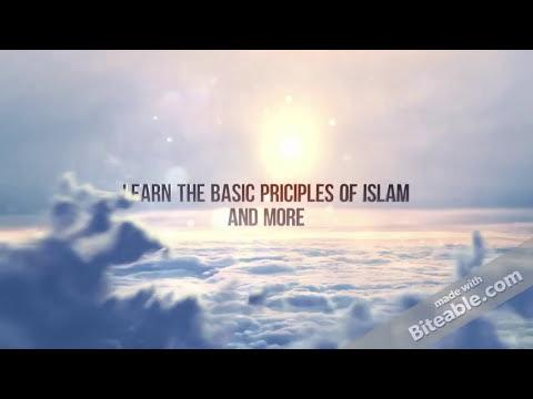 Tahir Islamic Teaching Intro Video