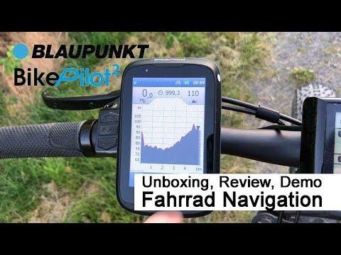 Blaupunkt BikePilot2 - Unboxing, Review, Fazit
