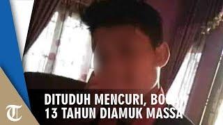 Bocah 13 Tahun Diduga Curi 2 Bungkus Rokok di Warung, Diamuk dan Disiram Air Cabai hingga Tewas