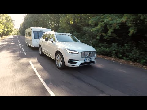 The Practical Caravan Volvo XC90 review
