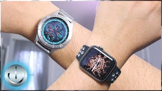 Samsung Galaxy Watch vs Apple Watch Series 4 | Show Time!