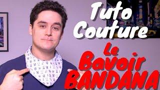 Tuto Couture : Le Bavoir Bandana