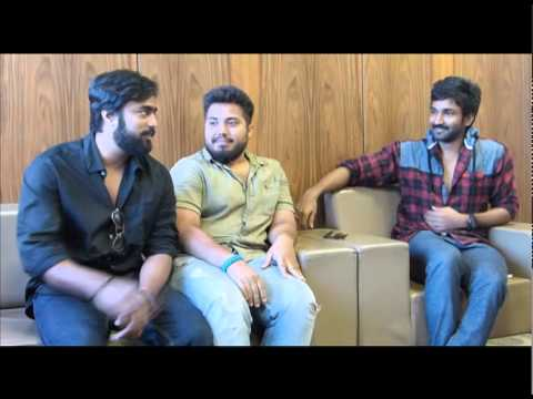 Aadhi's Exclusive Interview In Suryan FM About YNK