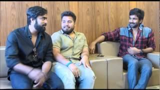 Aadhi's Exclusive Interview In Suryan FM-Yagavarayinum Naaa Kakka