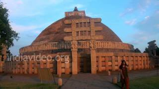 Buddhist Monuments, Sanchi