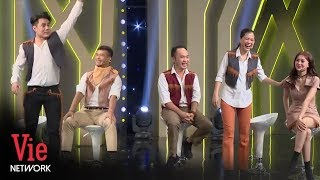 Một mình Lê Dương Bảo Lâm chấp hết team Lâm Vỹ Dạ | 7 Nụ Cười Xuân Tập 17 [Full HD]