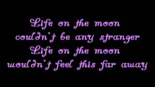 Life On The Moon-David Cook Lyrics