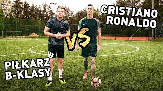 CRISTIANO RONALDO VS PIŁKARZ B-KLASY! | KamykHD