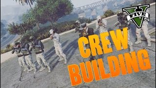 HOW TO GET PEOPLE TO JOIN YOUR CREW GTA 5