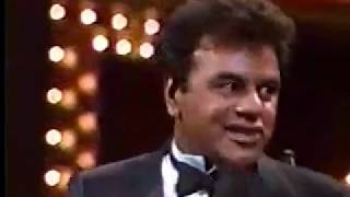 JOHNNY MATHIS & NATALIE COLE at The Boston Pops