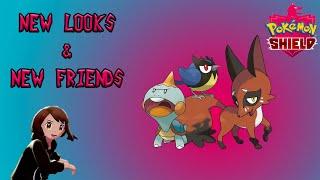 New Looks & New Friends | Pokemon Shield - Part 2