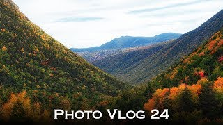 I Drove 1300 Miles For These Photos - Fall Photography In New Hampshire