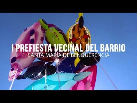 I PREFIESTA VECINAL DEL BARRIO | Santa María de Benquerencia (Polígono) Toledo