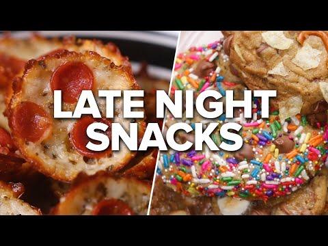 Late Night Snacks pt. 2