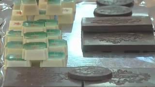 Шоколад, Как создается шоколад ручной работы?
