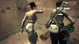 "Resident Evil 5 ""Teenagers and Rituals Chorus #1 Demo"" Music Video"