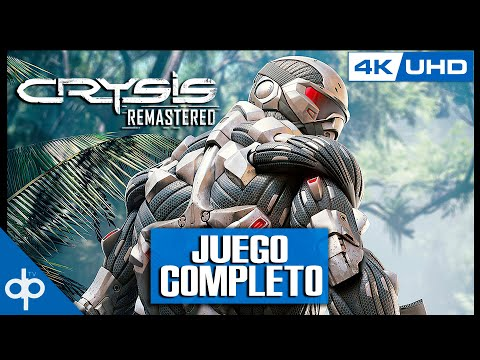 Gameplay de Crysis Remastered