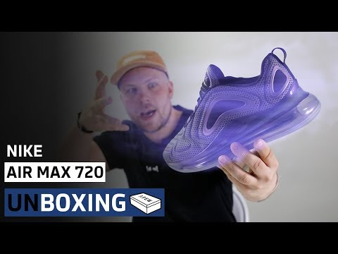 "Nike Air Max 720 ""Northern Lights"" 