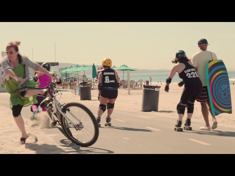 L.A. Derby Dolls Commercial (2017) (Television Commercial)