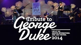 Tribute to George Duke Live at Java Jazz Festival 2014