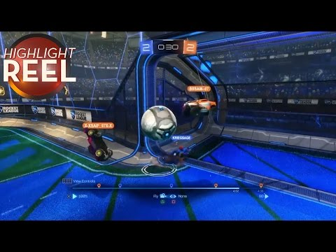 Clutch Save, Rocket League Goalie