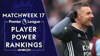 Unstoppable Jamie Vardy tops Premier League player power rankings   NBC Sports