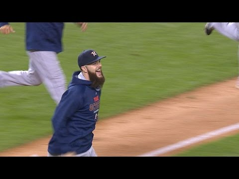 10/6/15: Keuchel, homers power Astros to the ALDS