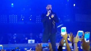 Drake performing Energy live at Hakkasan Las Vegas 9/11/2016