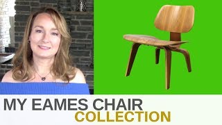 My EAMES Chairs | Herman Miller | Mid Century