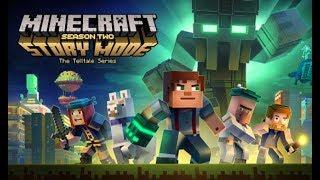 《我的世界 故事模式 第二季》第一章 Minecraft Story Mode Season Two Episode1 Part1  高清中文劇情 中文字幕HD