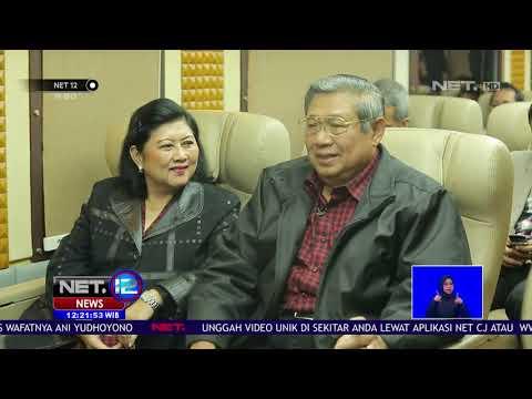 Besarnya Cinta & Kesetiaan SBY  Kepada Ani NET12