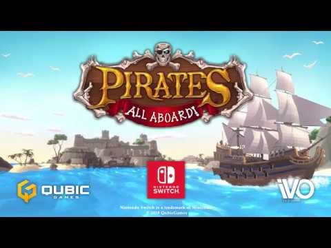 Pirates: All Aboard! - Gameplay Trailer (Nintendo Switch™) thumbnail