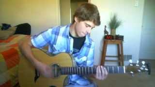 The City- Ed Sheeran (Cover) by Kayleb James
