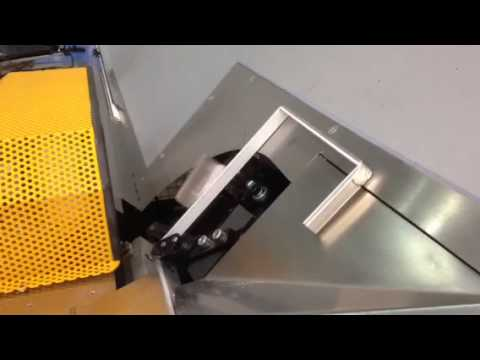 Warm Edge Bending Machine - Bending Aluminium