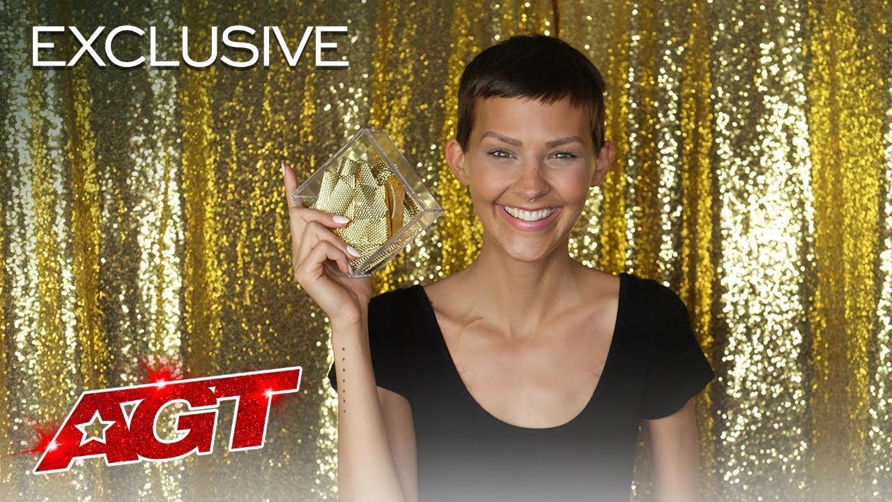 Nightbirde Opens Up About Her Golden Buzzer Moment - America's Got Talent 2021 thumbnail