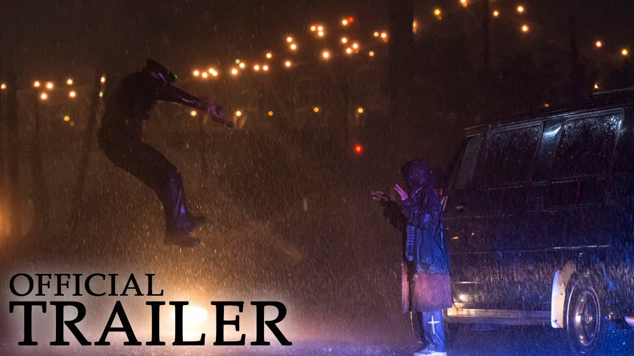 Трейлер сверхъестественного триллера Нательная камера