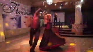 """Шоу балет """"Фиеста"""" и Инна Иртюго"""